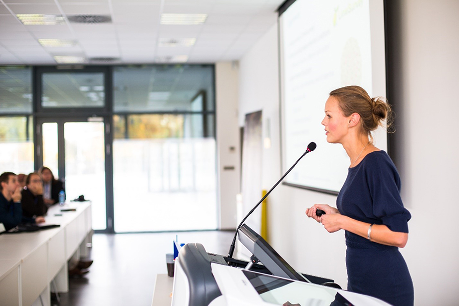 Make Your Presentation Stand Out With Boardroom Technology