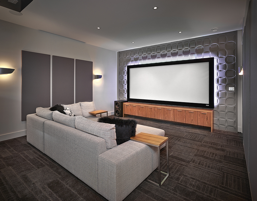 How to Achieve the Best Sound in Your Custom Home Theatre