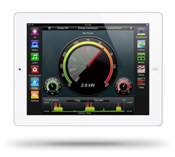Savant Systems Helps You Monitor Your Home Energy Usage